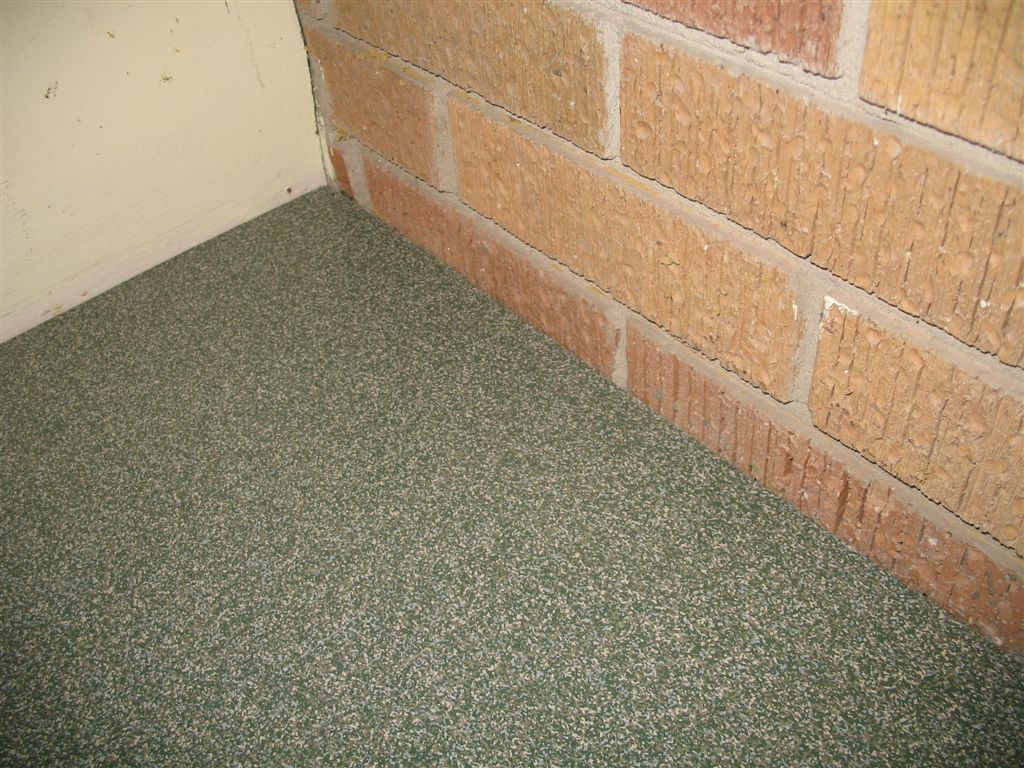 """And to me, the bricks are more """"casual"""", while the grey is a bit more"""