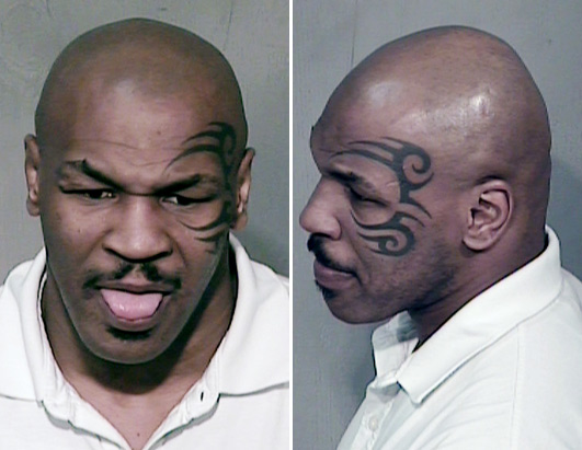 "Mike Tyson once said,  ""What did you think I was going to do "" in..."