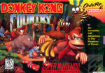 Donkey Kong Country on SNES