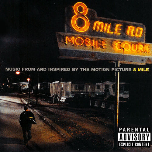 Nas - Music From And Inspired By The Motion Picture 8 Mile