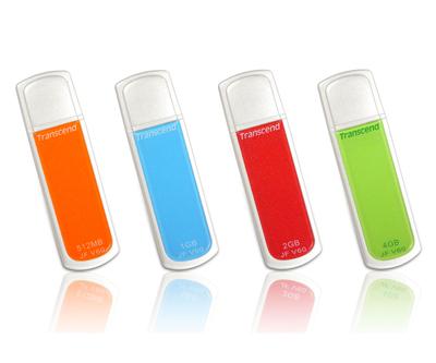 Colorful Transcend USB Flash Drives 2