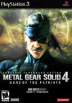 Pre-Order Metal Gear Solid 4 on PS3