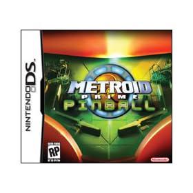 Amazon - Metroid Prime Pinball for Nintendo DS - $12.99