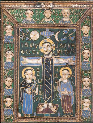 The Arts of Byzantium (The Metropolitan Museum of Art Bulletin, Spring 2001, Volume LVIII, No. 4), Evans, Helen C.; Holcomb, Melanie; Hallman, Robert