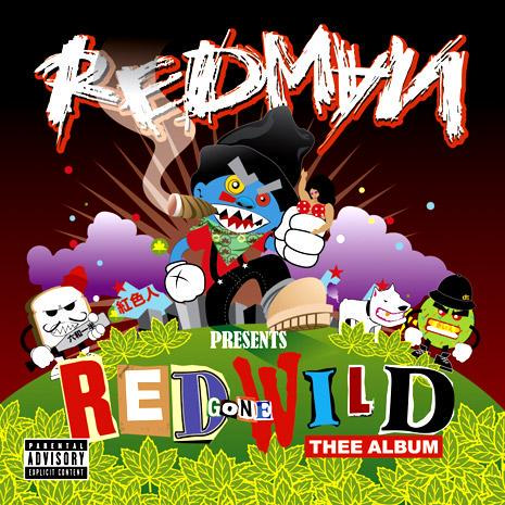 Redman - Red Gone Wild : Thee Album