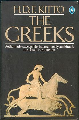 The Greeks, Kitto, H. D. F.