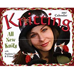 Knitting Pattern-a-Day Calendar at Amazon.com