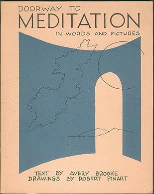 Doorway to Meditation, Brooke, Avery; Pinart, Robert (illustrator)