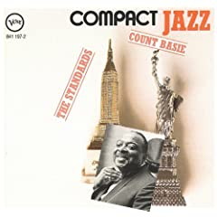 ♪Count Basie:Compact Jazz: Standards