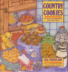 Country Cookies: An Old-Fashioned Collection, Yockelson, Lisa; Wheeler, Wendy (illustrator)