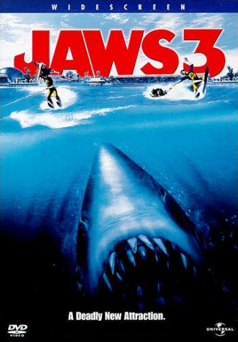 Jaws 3-D / Челюсти 3 (1983)
