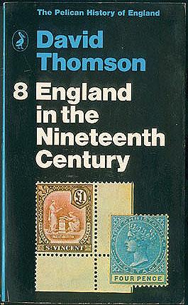 England in the Nineteenth Century (1815-1914), Thomson, David