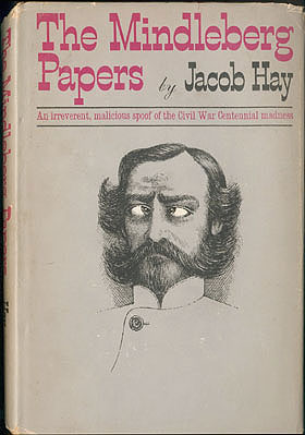 The Mindleberg Papers: A Novel, Hay, Jacob