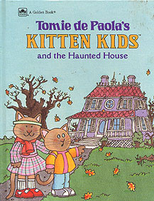 Tomie De Paola's Kitten Kids and the Haunted House, De Paola, Tomie
