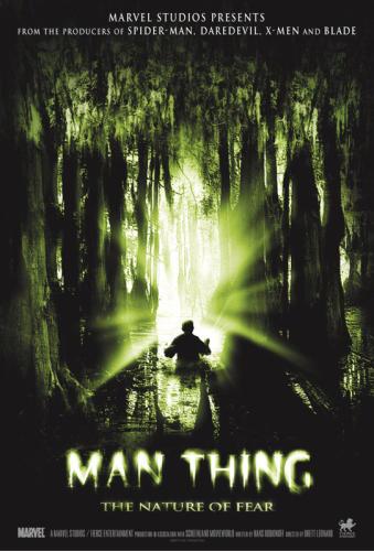 Man-Thing / Леший: Природа страха (2005)