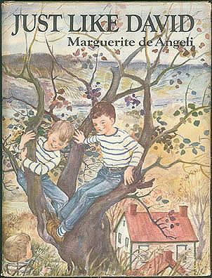 Just Like David, De Angeli, Marguerite