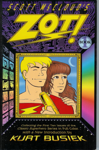 Zot collection cover