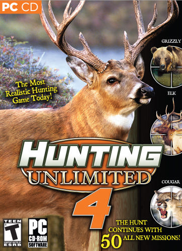 Hunting Unlimited الحيوانات