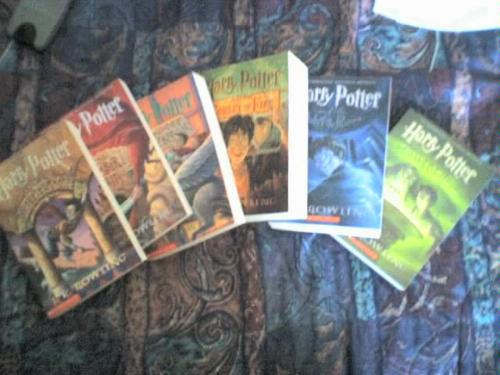 Harry Potter Paperback Box Set (Books 1-6) (Paperback)