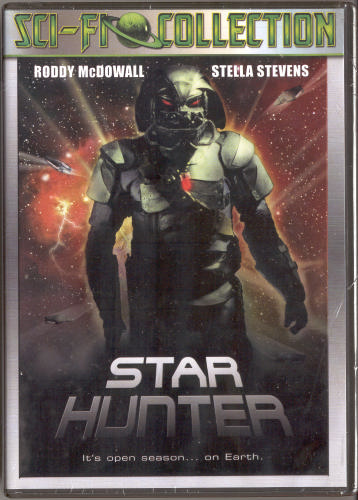 Star hunter / Звездный охотник (1995)