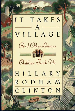 It Takes a Village, Hillary Clinton