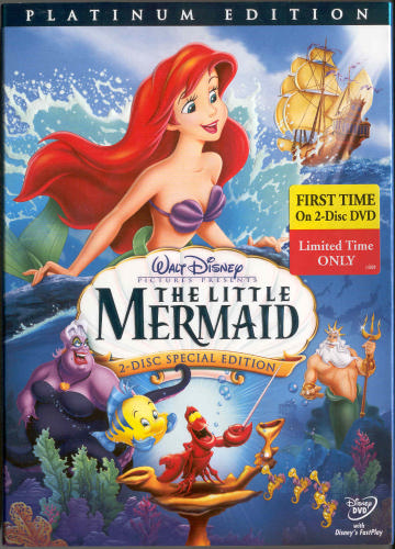 Little Mermaid, The / Русалочка (1989)