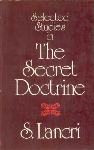 Estudios Selectos sobre la Doctrina Secreta