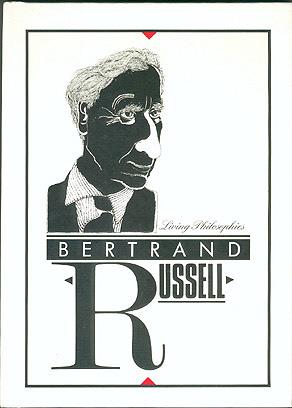 Bertrand Russell (Living Philosophies) , Russell, Bertrand; Redpath, Ann (editor)