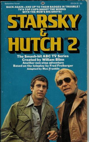 Starsky & Hutch Books