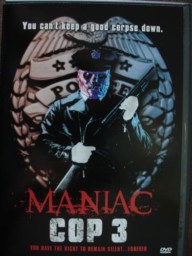 Maniac Cop 3: Badge of Silence / Маньяк полицейский 3 (1993)