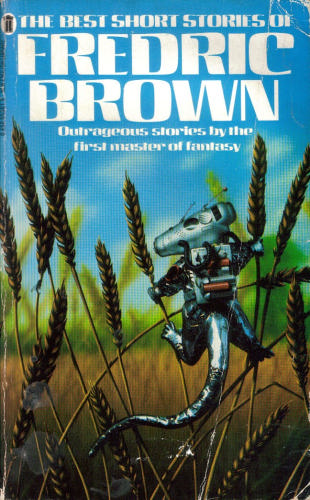 publication  the best short stories of fredric brown