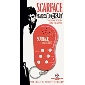Scarface In Your Pocket