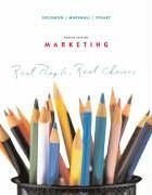 Marketing: Real People, Real Choices (4th Edition)