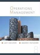 Operations Management & Student CD Package (8th Edition)