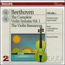 Complete Violin Sonatas Volume1