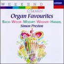 Weekend Classics: Organ Favourites
