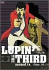 LUPIN THE THIRD second tv,DVD Disc16