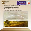 Beethoven: Symphonies Nos. 1 & 6 / Egmont Overture