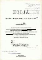 ラーメンズ 第15回公演 「アリス」