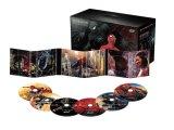 スパイダーマンTM コンプリートBOX(6枚組)―SIDESHOW製限定フィギュア(2体)同梱― (完全初回生産限定)