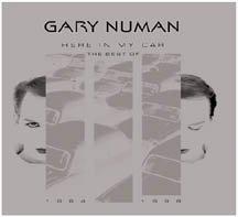 Gary Numan - Here in My Car - Zortam Music