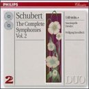 Schubert: The Complete Symphonies, Vol. 2