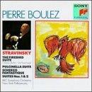 Stravinsky: Firebird Suite/Pulcinella Suite