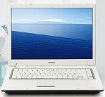 ソーテック WinBook WH5513PB Windows Vista Home Premium搭載 15.4型液晶 Office Personal 2007 WH5513PB