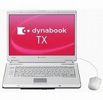 東芝 dynabook TX/66A PATX66ALP