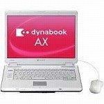 東芝 dynabook AX/57A PAAX57ALP