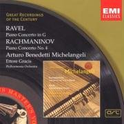 Ravel/Rachmaninov:Pno.Concerto