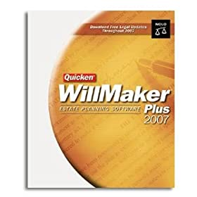 Quicken Willmaker Plus 2007