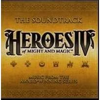 (Soundtrack/Game) Heroes of Might and Magic IV (Gamerip) - 2002 [MP3, 128]