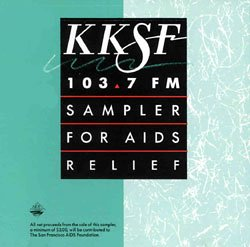 Various Artists - KKSF Sampler for AIDS Relief, Vol. 1 - Zortam Music